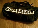 kappa drum bag